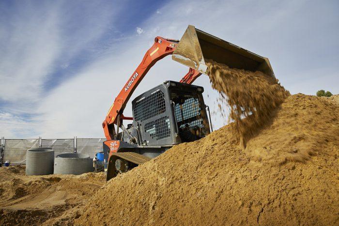 Ricciardo Earthmoving excavation